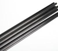 Fibra de Carbono Rod (sólido) 1x750mm