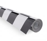 Cobertura Film Grill-Work Black / White (5mtr) 402