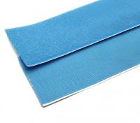 Poliéster Velcro Peel-n-Stick auto-adesivo V-FORTE (1mtr)
