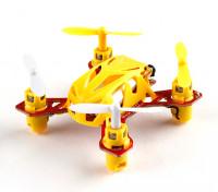 WLToys V272 2.4G 4CH Quadrotor Cor Amarela (pronto para voar) (Modo 1)