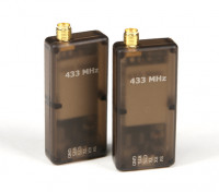 HKPilot 500mW Transceiver radiotelemetria Set V2 (433Mhz)