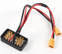 / High Voltage Placa de distribuição de corrente, para sistemas Multi-copters 40 ~ Capacidade 60A