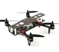 DYS 250 Fibra de Carbono completa Folding Drone Com armazenamento caso (PNF)