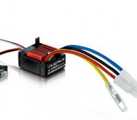 Hobbywing Quicrun 60A 2S-3S impermeável escovado ESC para 1/10