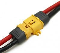 XT60 Connector Masculino / Feminino com fechamento e cobertura isolante (5 pares)