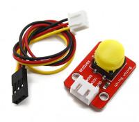 Keyes Botão módulo com 3 Pin DuPont Linha Para Arduino