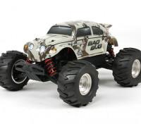 Basher 1/16 4WD Mini Monster Truck V2 - Bad Bug (ARR)