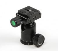 CK-30 Sistema de bola de cabeça para câmera Tri-Pods