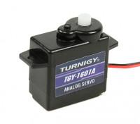 Turnigy TGY-1601A analógico Servo 1,0 kg /0.08sec / 6g