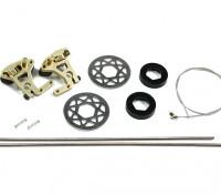 BSR 1000R peça de reposição - conjunto opcional Frente disco de freio