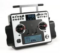 Modo Sistema de Rádio FrSky 2.4GHz Taranis X9E Digital Telemetry UE Versão 1 (EU Plug)