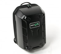 Multistar Hardcase Backpack para DJI Fantasma 3 Multirotor (Black)