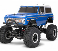 Tamiya 1/10 Escala Ford Bronco 1973 / Kit CR01 Series