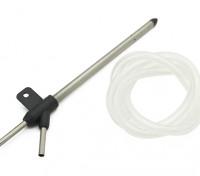 Novo tubo pitot projeto para o sensor de velocidade APM Analog