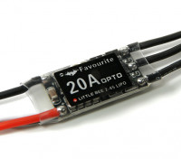 Favourite Little Bee 20A 2-4S ESC (Sem BEC)