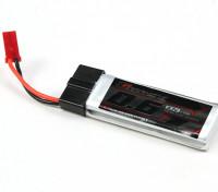 Turnigy grafeno 600mAh 1S LiPo pacote w / JST