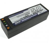 Turnigy LiHV 5000mAh 4S 15.2V 35C Hardcase pacote