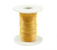 Kevlar Fio de 0,4 mm de diâmetro Amarelo
