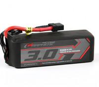 Turnigy Grafeno 3000mAh 6S 65C Lipo pacote w / XT90