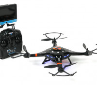 Cheerson CX-32S 2,4 GHz Quad w / 2Mp HD tela da câmera FPV e Modo comutável Transmitter RTF