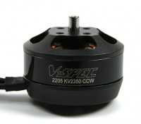 MultiStar V-Spec 2205 - 2350KV Multi-rotor do motor (CCW) (.15LAM)