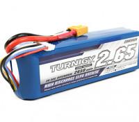 Turnigy 2650mAh 6S 20C Lipo pacote