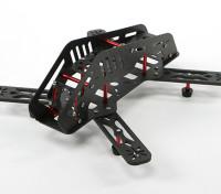 Kit Quadro Toro 250 Classe FPV Corrida Drone