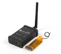Scherrer Tx700 Lite UHF Long Range transmissor e receptor Rx700NR