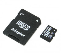 10 Cartão Turnigy 32GB Classe Micro SD de memória (1pc) (Armazém AR)