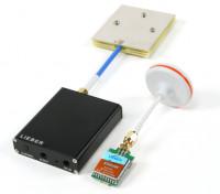 Lieber 5.8G FPV áudio / vídeo RX e pacote de 350mW TX