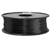 HobbyKing 3D Filament Printer 1,75 milímetros PA Nylon 1,0 kg Spool (Black)
