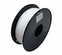 HobbyKing 3D Filament Printer 1,75 milímetros POM 1,0 kg Spool (branco)