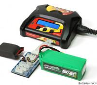 Turnigy P606 LiPoly / Life AC / DC Carregador (Plug UE)