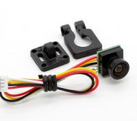 Diatone 600TVL 120deg câmera em miniatura (Black)