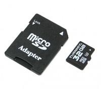 Cartão Turnigy 32GB U3 Micro SD de memória (1pc)