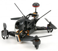 Walkera F210 FPV F3 FPV Corrida Quad RTF w / camera / VTX / Devo 7 / OSD / sem bateria ou o carregador (Modo 2)