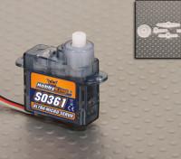 Passatempo Rei S0361 3,6 g / 0,45 kg / .12sec Micro Servo
