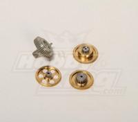 BMS-20502 Metal Gears para BMS-L530 Series & BMS-L560DMG + HS