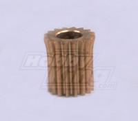 Substituição Pinhão 5 milímetros - 16T