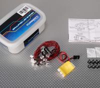 Turnigy R / C Sistema de Iluminação LED