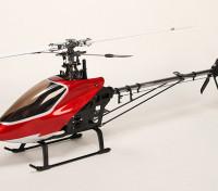 HK-500 Gt 3D elétrico Kit de helicóptero (incl. Lâminas e extras)