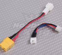 Losi 1/18 2S Battery Charging Adapter Set