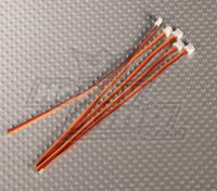Ar6300 Mini JST Plug and chumbo Servo (5pc)