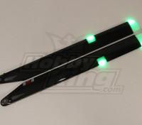 515 milímetros MS Composit Nexus 30 3D Noite Lâmina