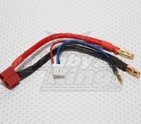 T-Connector plug Arreios para 2S Hardcase Lipo (1pc)
