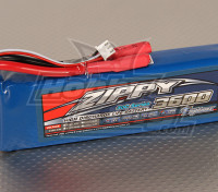 ZIPPY Flightmax 3600mAh 2S2P 30C LiFePo4 pacote