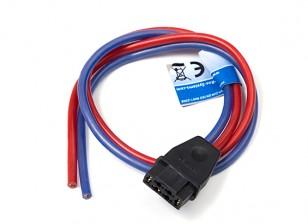 PowerBox MPX - PIK Feminino 30 centímetros 1,5 milímetros fio