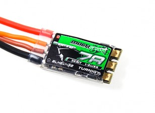 Turnigy Multistar BL-Arm 32bit 7A Race Spec ESC 1~2S (OPTO)