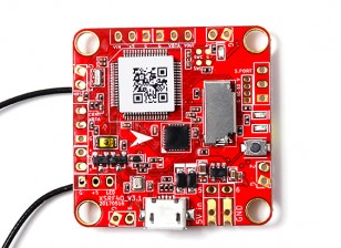 FrSky XSRF40 Integrated Flight Controller / Micro Receiver (EU Version)