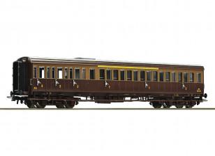 Roco/Fleischmann HO Scale 1st/2nd Class Centoporte Passenger Carriage FS